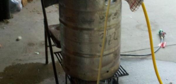 Large Batch Brew Kettle